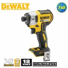 DeWalt DCF887N 18V XR 3 Speed BRUSHLESS Impact Driver Body Only Bare Naked Unit