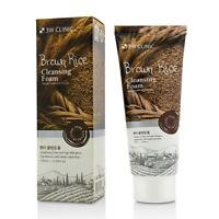 3W Clinic Cleansing Foam - Brown Rice 100ml Womens Skin Care