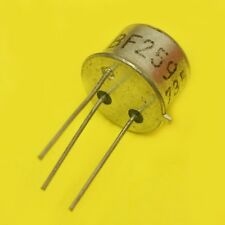 BF259 TRANSISTOR SILICIUM NPN 300V 0,1A 0,8W TO-5