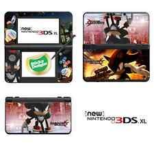 Shadow el erizo Vinilo Piel Adhesivo Para Nuevo Nintendo 3DS XL (con palo C)