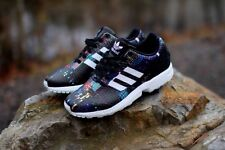 ADIDAS ZX FLUX WEAVE WOMEN'S RUNNING SHOES Size 8US 100% AUTHENTIC