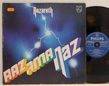 Nazareth         Razamanaz      Gat        NM # W