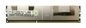 RAM 32 Go PC3L-10600L (DDR3 1333 MHz, 4RX4) ECC pour Serveur