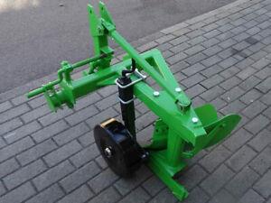 Einschar Pflug Anbaupflug  Beetpflug Traktor Schlepper kein Drehpflug