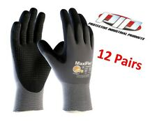Pip 34 844 Maxiflex Endurance Nitrile Coated Gloves Sizes S Xl Pack Of 12