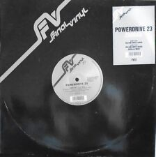 "POWERDRIVE 23 ~ 2000 AD ~ 12"" Single PS"