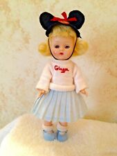 1955 Cosmopolitan Mickey Mouse Club Mouseketeer Ginger ~ NM ~ w/ Mickey Mask