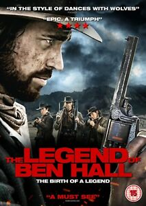 LEGEND OF BEN HALL, THE (DVD) (NEW) (WESTERN) (FREE POST)