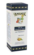 L'Amande Olio di Mandorle Dolci profumato con Vitamina E