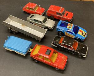 Majorette Diecast Toys Job Lot Vintage Collectable Models