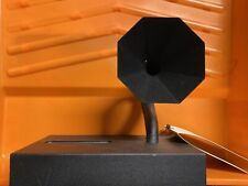 New listing Project 62 Black Matte Metal Decor / Cell Phone Speaker Amplifier Phonograph