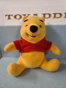 2000 Winnie the Pooh 9.5'' LOVE TO HUG PLUSH Electronic Talking Pre-Owned
