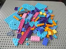 Lego - Friends Colors Assorted bricks and plates. New and used mixed lot.