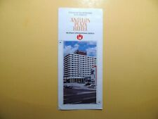 Antlers Plaza Hotel Colorado Springs Colorado vintage brochure 1968