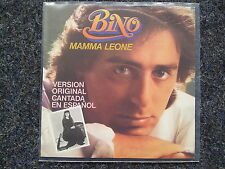 "BINO-MAMMA/mamma Leone 7"" single SUNG IN SPANISH"