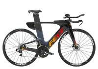 2019 Felt IA2 Disc Carbon Triathlon Bike // TT Time Trial Sram Red eTap 54cm