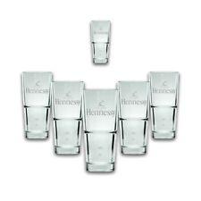 6x Montenegro Amaro Glas Tumbler 300ml grün Neu OVP Gläser Cocktail Becher Bar
