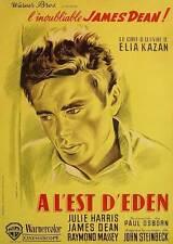 EAST OF EDEN Movie POSTER 11x17 French B James Dean Julie Harris Richard Davalos