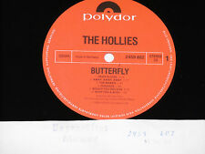 THE HOLLIES -Butterfly- LP 1977 Polydor Archiv-Copy mint