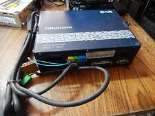 Grundig DAB-T 1001 data Terminal Digital Audio Broadcasting
