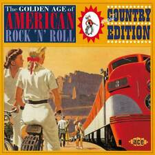 The Golden Age Of American Rock 'n' Roll:Special Country Edition (CDCHD 845)