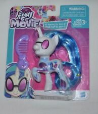 2017 MY LITTLE PONY THE MOVIE DJ PON 3 BRUSHABLE HAIR