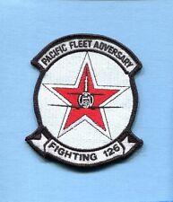 VF-126 BANDITS PACIFIC FLEET ADVERSARY US NAVY Top Gun Fighter Squadron Patch