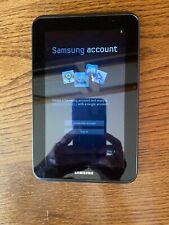Samsung Galaxy Tab 2   8 GB, Wi-Fi + 3G (Unlocked), 8 in - Black