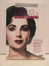 Elizabeth Taylor 6 Disc Classic Romance Collection Digitally Remastered DVD