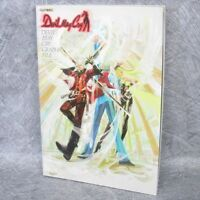 DEVIL MAY CRY Art GRAPHIC FILE Illustration Book PS 2006 CP69*