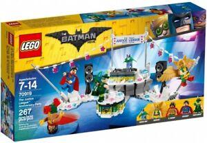LEGO Batman Movie 2018 The Justice League Anniversary Party 70919 Kit 267 Pcs