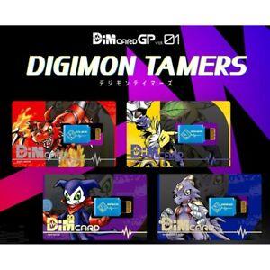 Bandai Vital Bracelet Digimon Tamers Dim Card GP vol.01