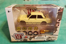 M2 Machines Model-Kit 1970 Datsun 510 *Gold Chase* Limited 1 of 500 World Wide
