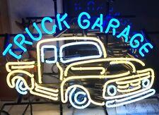 Truck Garage Neon Sign