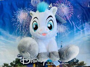 "2021 Disney Parks Hercules Pegasus Big Feet 10"" Plush NWT"