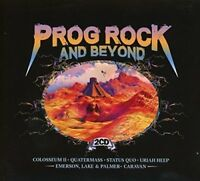 Prog Rock And Beyond [CD]