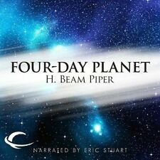 H. Beam Piper Huge Sci-Fi Collection of Audiobooks on mp3 DVD