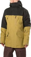 Dakine SAWTOOTH  3L Mens Gore-Tex Hoodie Jacket L Fennel Black NEW 2019 Sample