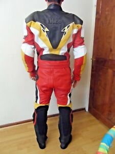 MQP Motorcycle FULL SUIT ORIGINAL   SIZE (50)