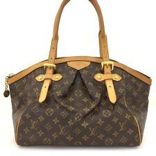 100% Authentic Louis Vuitton Monogram Tivoli GM Hand Bag /40474