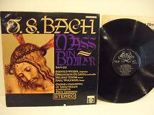 J.S. Bach: Mass In B Minor, BWV 232 - Second Record, Saga STXID 5281, Classical