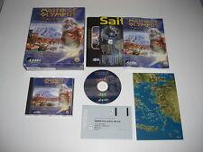 Maître de l'Olympe: Zeus PC CD ROM Original Big Box-Rapide, sécurisé post