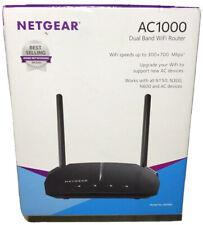 NETGEAR WiFi Router (R6080) - AC1000 Dual Band Wireless NEW Open Box