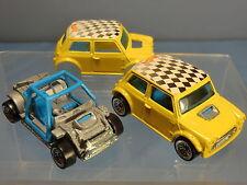 "Mattel Hotwheels No. XXXX Mini Cooper Rally Coche"""""