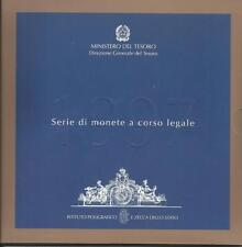 ITALIA REPUBBLICA 1997  500 LIRE CARAVELLE FDC PROVENIENTE DA SERIE ZECCA