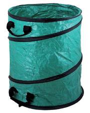 Pop-Up Laubsack XL 180 Liter, Ø55x75cm, Gartensack, Abfallsack, Rasensack