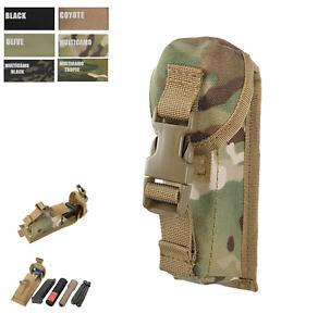 Taktische Single Pistolmagazintasche Toolpouch Taschenlampe Camping Airsoft