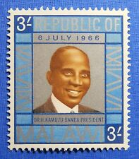 1966 MALAWI 3S SCOTT # 61 S.G.# 271 UNUSED                               CS23072
