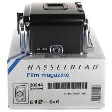 Hasselblad E12 6x6 Film Back for 201F 205FCC 205TCC 202FA 203FE 503CW 503CXi
