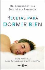Recetas para dormir bien (Spanish Edition)